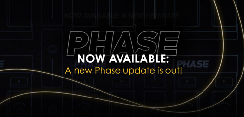 One of the most important updates since launching is now available for all Phase users.