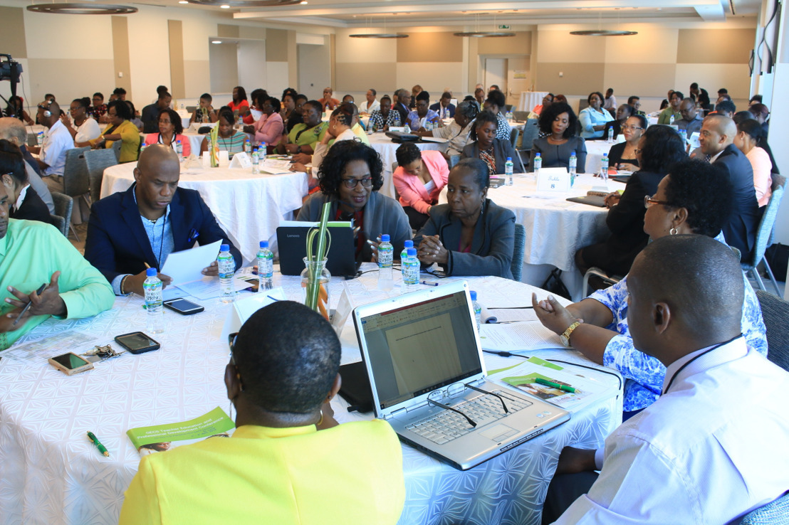 [MEDIA ALERT] Annual Meeting of CEOs, Planners and Deans of Teacher Education of National Community Colleges of the OECS