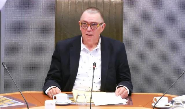 Bart Caron, Voorzitter Commissie voor Cultuur, Jeugd, Sport en Media