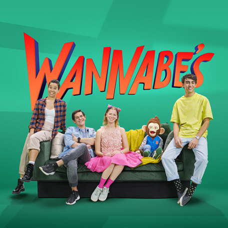 Olly Wannabe krijgt eigen sitcom: Wannabe's