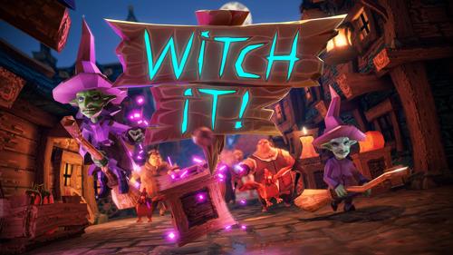 Witch It sort aujourd'hui sur Steam