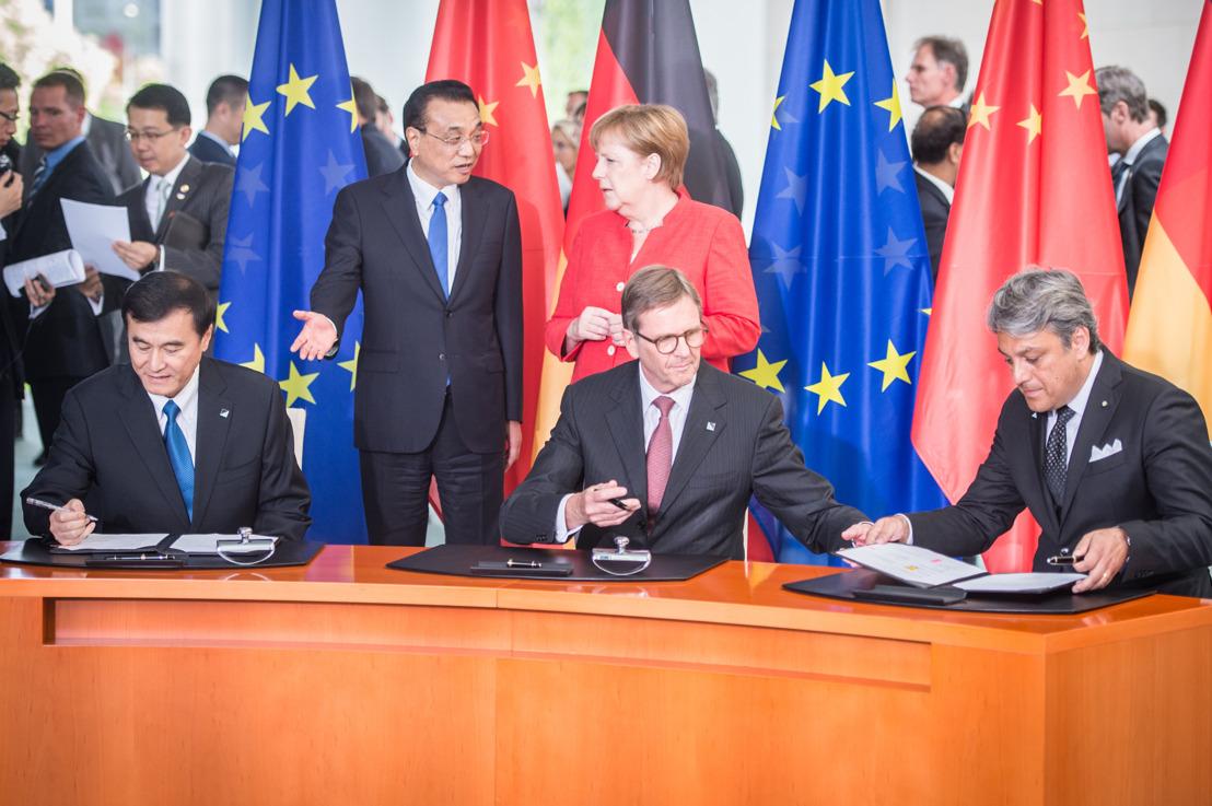 SEAT tekent overeenkomst om in de joint venture tussen Volkswagen Group China en JAC te stappen