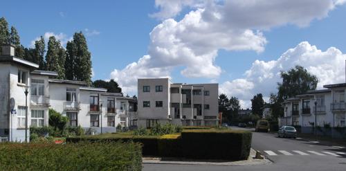 Cité Moderne krijgt haar glans terug