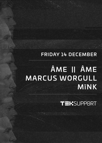 Teksupport Announces Two NYC Debut Back-To-Back Performances