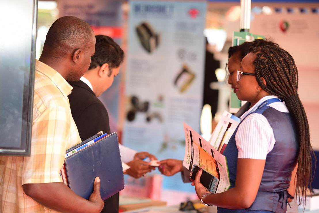 Business at The Big 5 Construct East Africa 2016