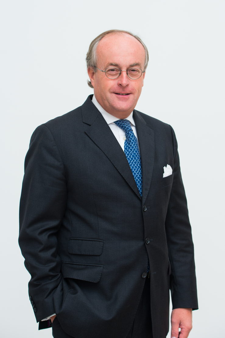 Philippe Masset - CEO Banque Degroof Petercam