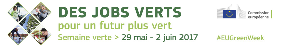 Des emplois pour un avenir vert