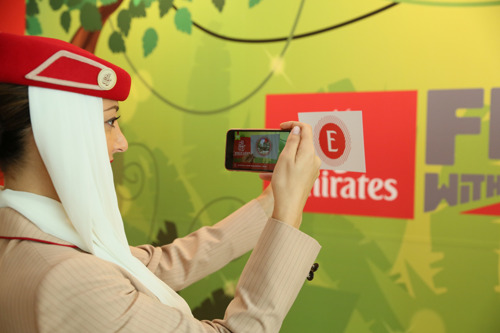Emirates rolls out fun activities for all ages at the Emirates Airline Festival of Literature