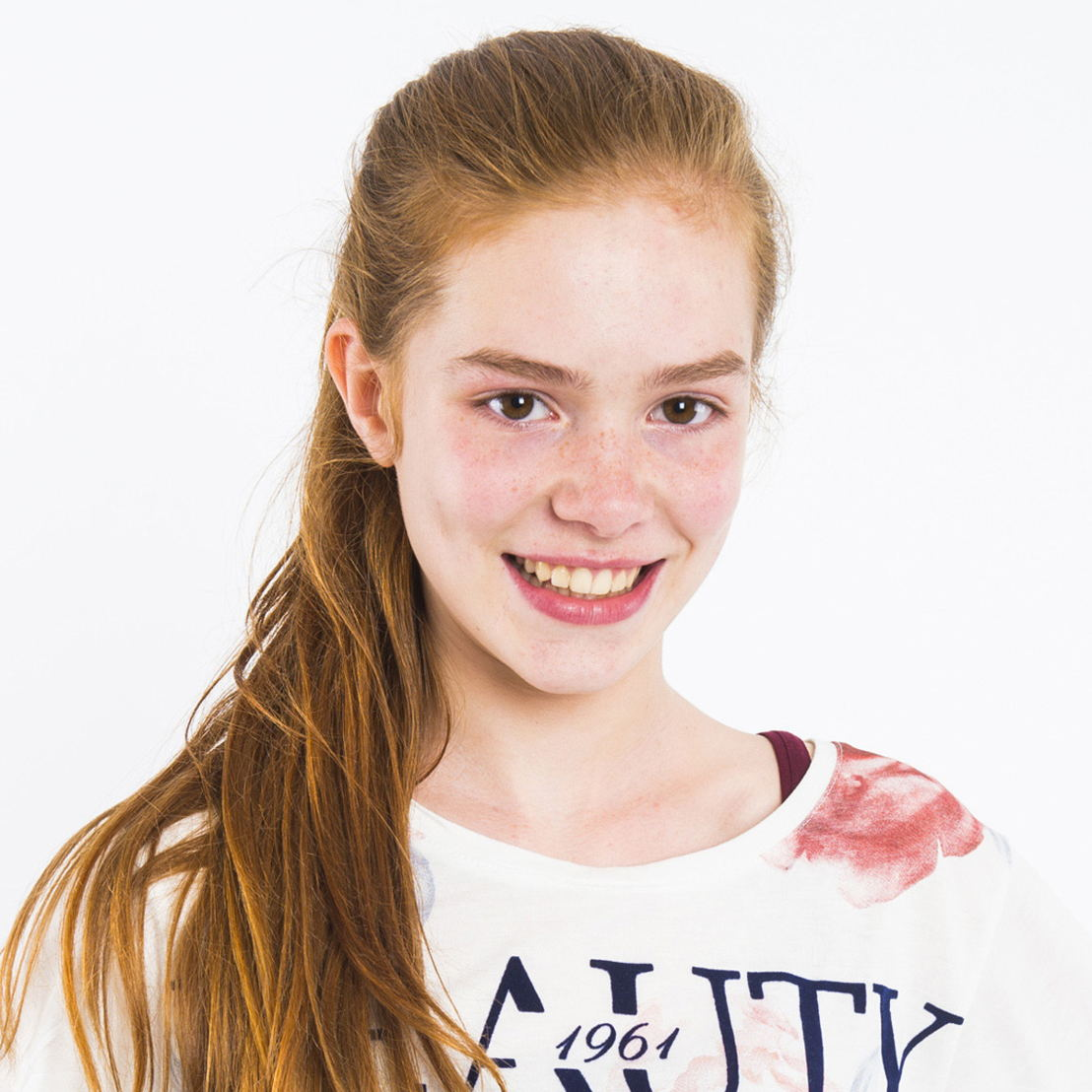 Junior Musical - Oona Abbeel - (c) VRT - Frederik Beyens