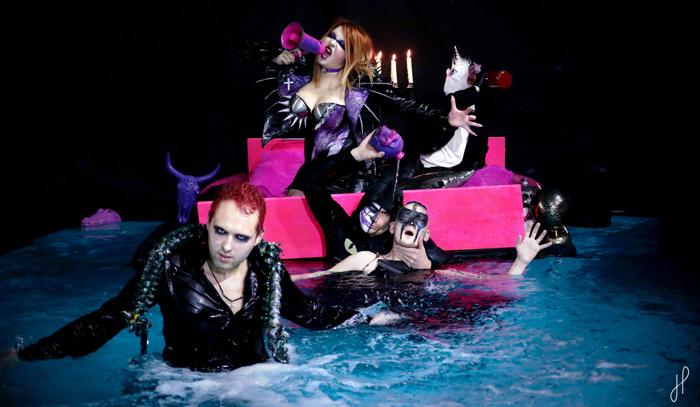 """FREAK INJECTION : De retour avec un nouvel album """"Daddy Is The Devil"""" prévu pour le 24 avril chez darkTunes Music Group"""