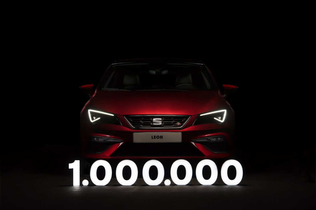 SEAT Leon: one million times the chosen one