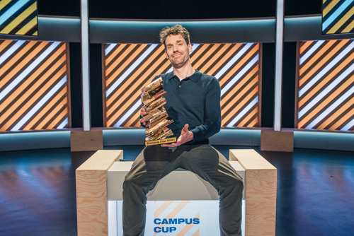 ONDER EMBARGO - Wie speelt de finale van de 'Campus Cup'?
