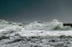 Souffler, le temps d'un week-end à la mer ? Fin septembre la tempête Odette causait pour 23,6 millions d'euros de dégâts assurés