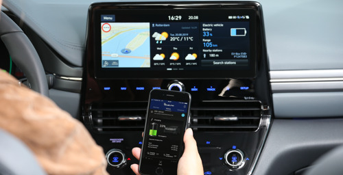 Bluelink Connected Car Services