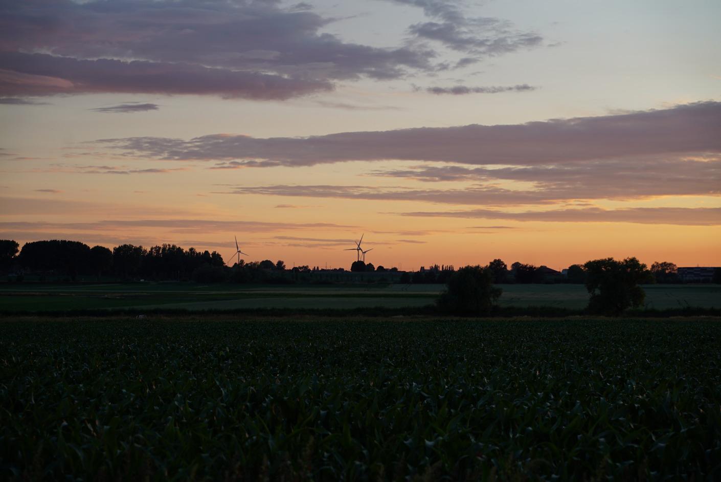 Eteindre à distance les feux lumineux des éoliennes d'Eneco est à présent possible :