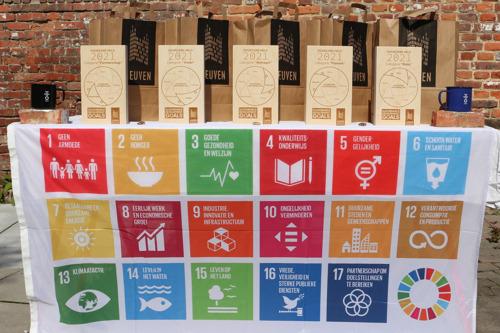 Dit zijn de duurzame (klimaat)helden van Leuven