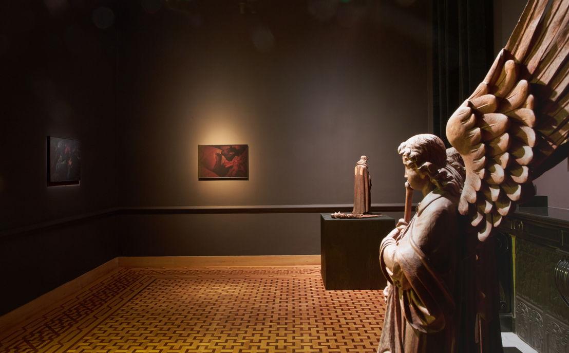 Exposition Lieve Blancquaert | Ecce Homo. Voici l'homme au musée M à Louvain (c) Dirk Pauwels