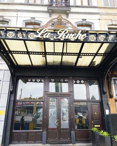 Twee 19e-eeuwse cafés nabij Brussel-Zuid worden beschermd