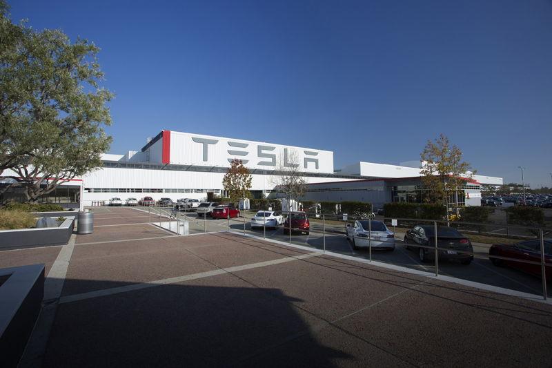 Tesla en Fremont, California, EUA