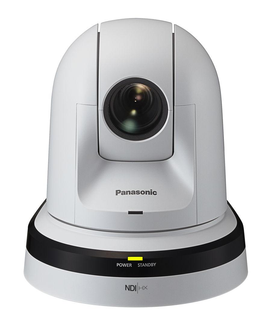 Cámaras PTZ, equipadas con soporte Network Device Interface (NDI)