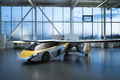 Preview: AeroMobil Applies for European Aviation Safety Agency Type Certificate