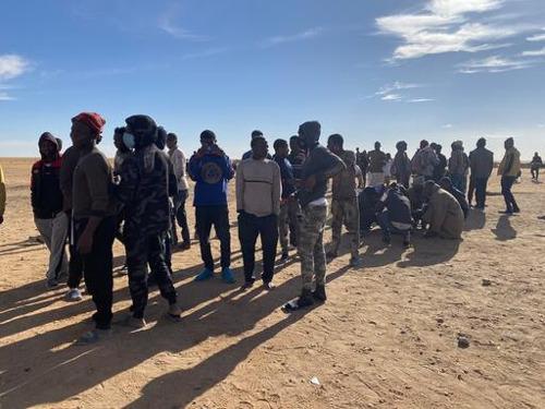 Les expulsions vers le Niger mettent en danger la vie des migrants