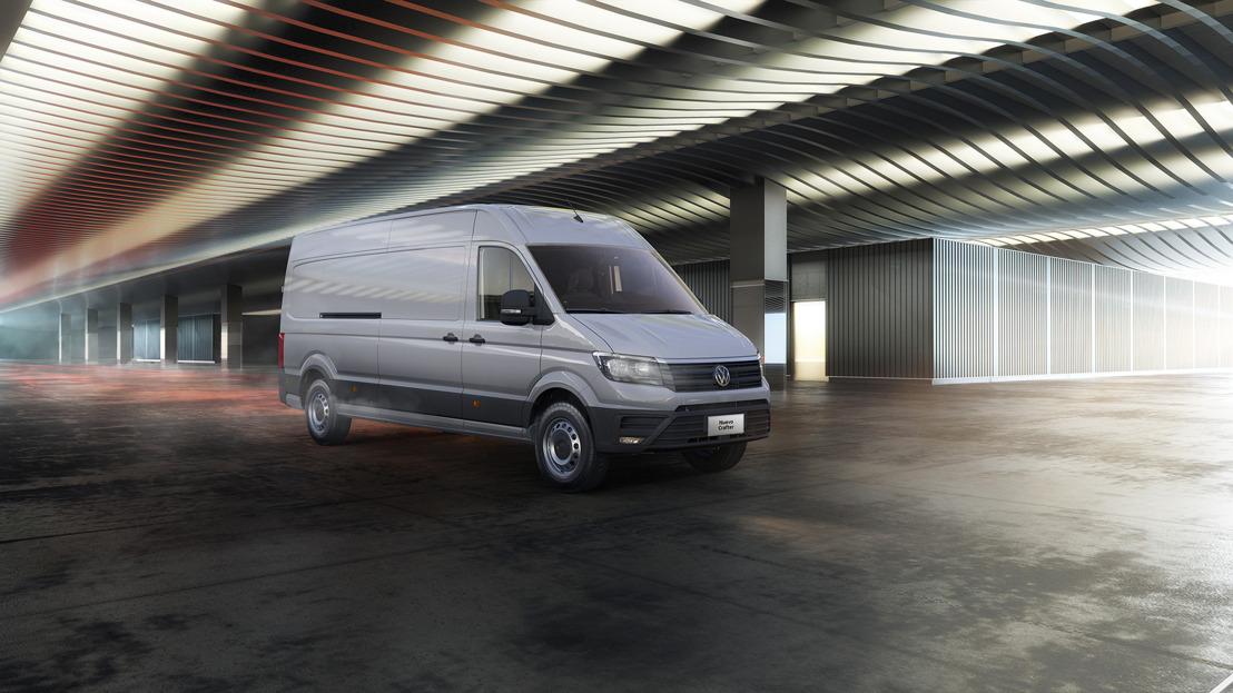 37322fbdd0 Volkswagen Vehículos Comerciales presenta Nuevo Crafter 2019