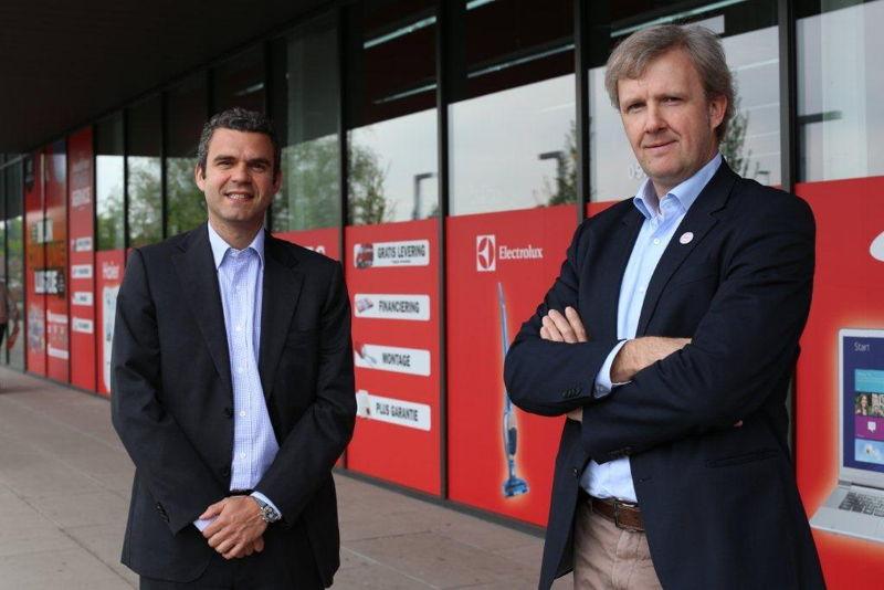 Left: Philippe Depautex Right: Sven Degezelle