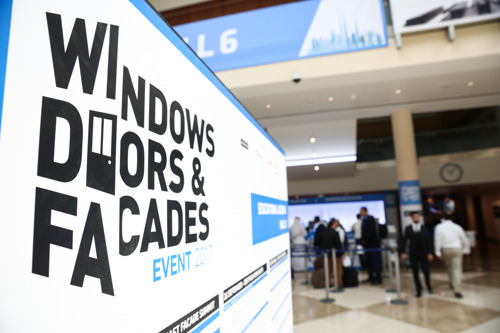 DUBAI DEVELOPERS ALIGN WITH NEW DUBAI BUILDING CODE AT WINDOWS DOORS & FACADES 2017