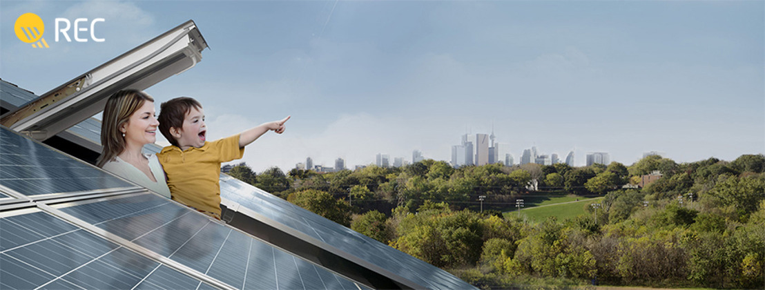 Prophets crée un nouveau site web international pour REC Solar