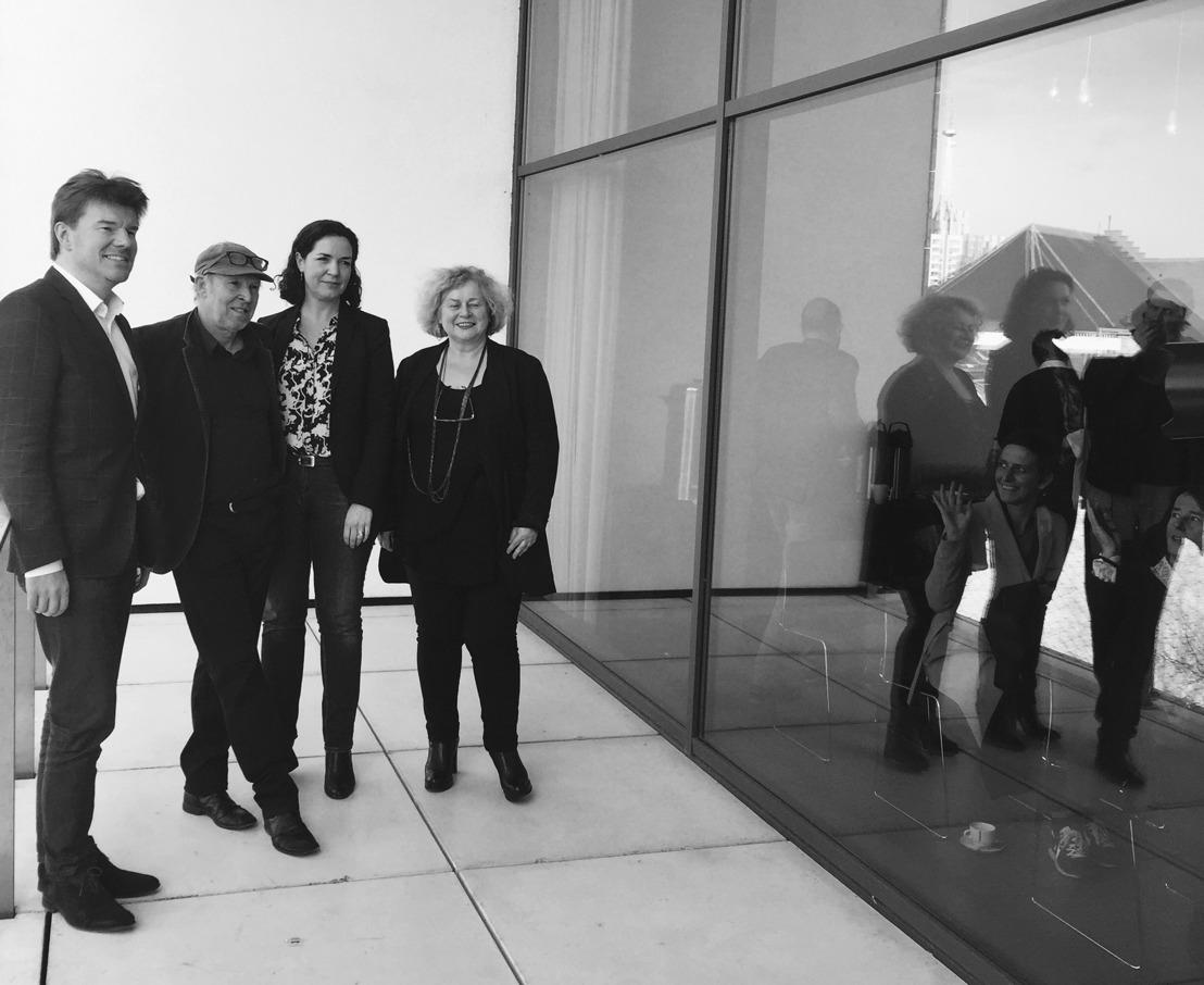 Dirk Braeckman, prêt pour le Pavillon belge à la 57e Biennale de Venise