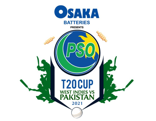 Invitation to Zoom Media Conference: Launch of Osaka Presents PSO Carient T20 Cup - West Indies v Pakistan