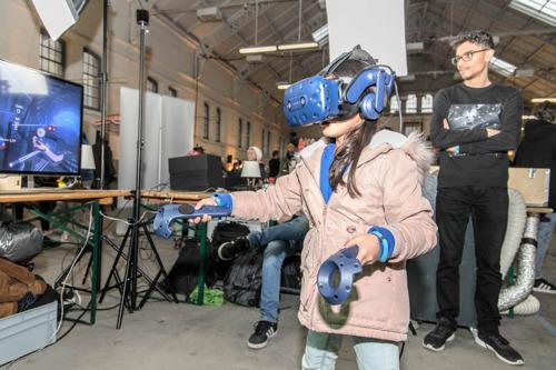 Meer dan 4.000 bezoekers genoten van de allereerste Maker Faire in Brussel!