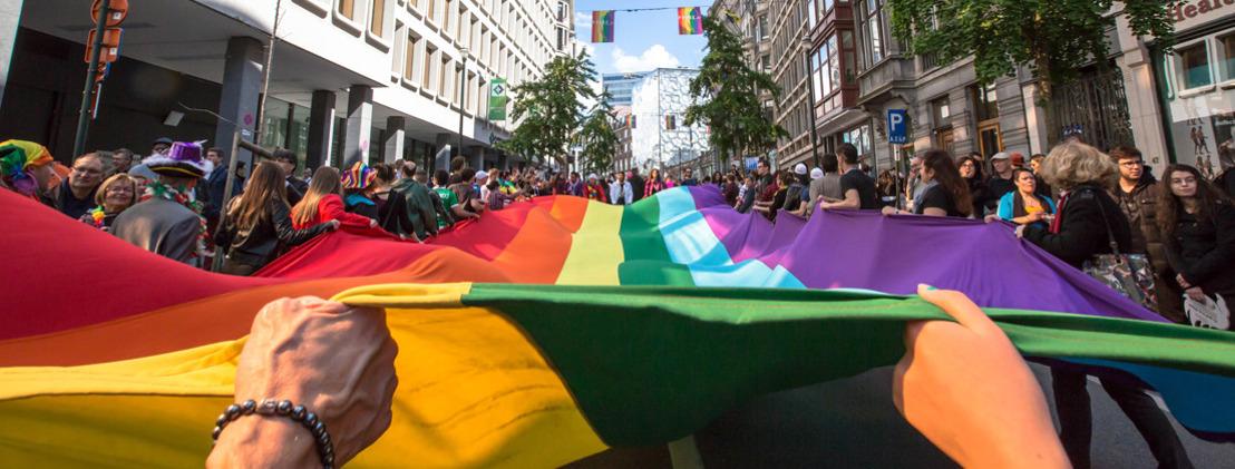 Nieuwe datum voor The Belgian Pride is 29 augustus