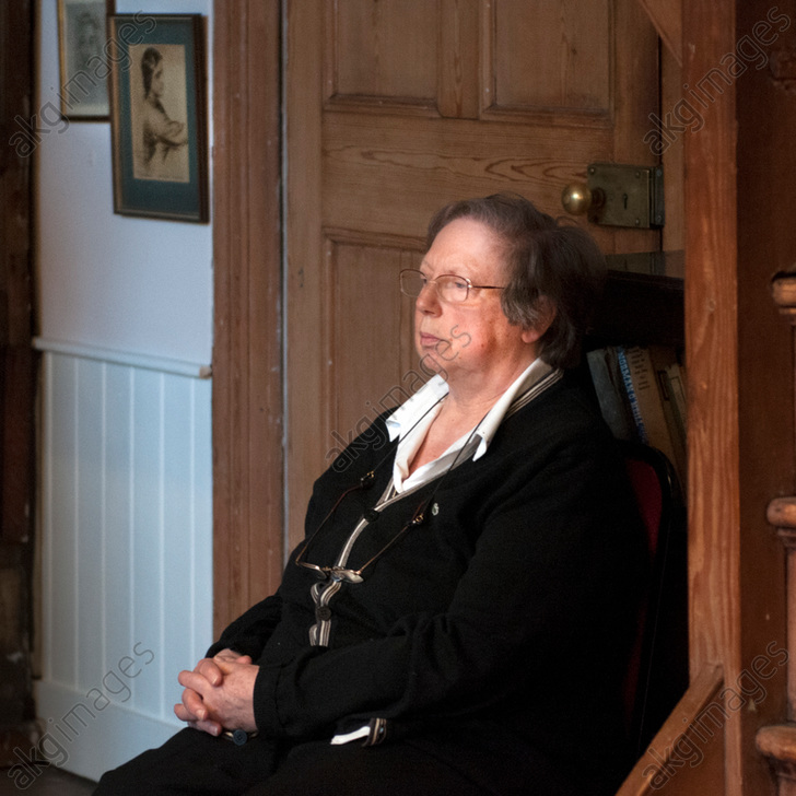 Amelia Freedman, artistic director, founder of the UK&#039;s Nash Ensemble<br/>AKG5862232