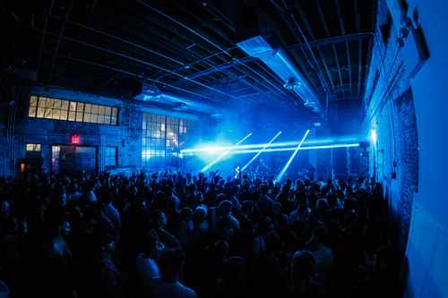 Teksupport Brings PRYDA to Brooklyn Navy Yard for Finale Show, February 23
