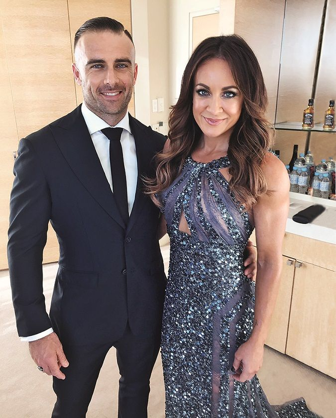 Steve 'Commando' Willis & Michelle Bridges