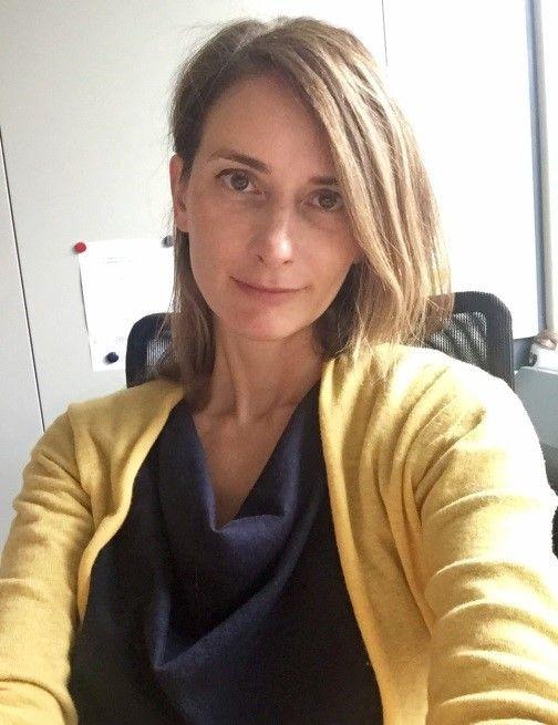 Maja Desgrées duLoû - European Commission