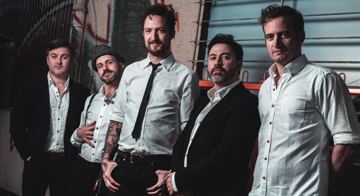 Preview: Frank Turner reunites with The Sleeping Souls for live stream show