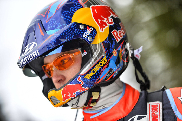 Monroe Safety Ambassador Thierry Neuville Wins the 66th Rally Sweden
