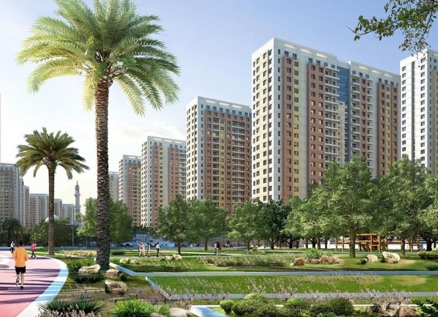 Jebel Ali Gardens Project - Dubai - Nakheel Co. LLC