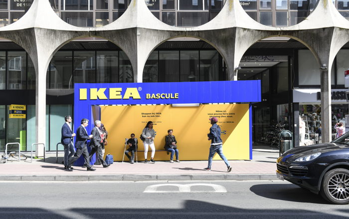 Preview: IKEA België lanceert nieuwe webshop met thuislevering