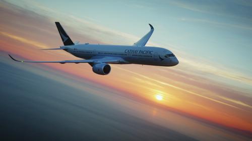 Cathay Pacific de retour à Paris