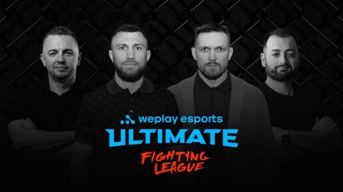 WePlay Ultimate Fighting League Agreement Signed