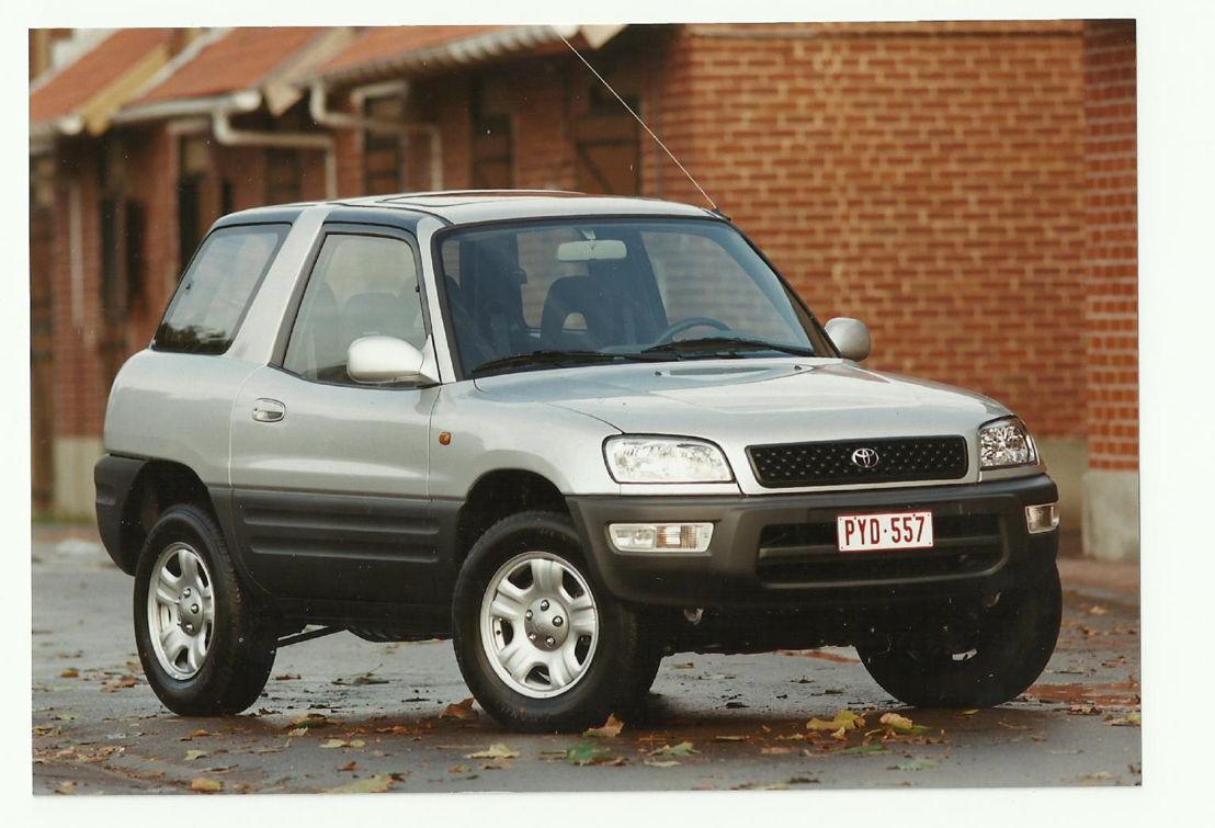 Toyota RAV4, 1e generatie, 3d