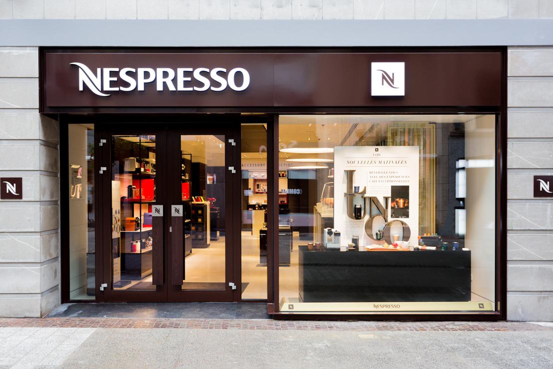 La Boutique Nespresso déménage vers la Grand Rue