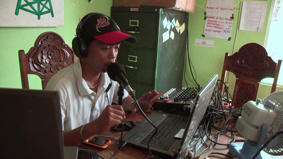 Radyo Bakdaw - (C) VRT
