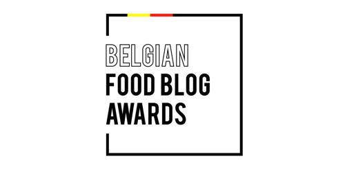 Preview: Vous inscrire pour les Belgian Food Blog Awards, c'est encore possible!