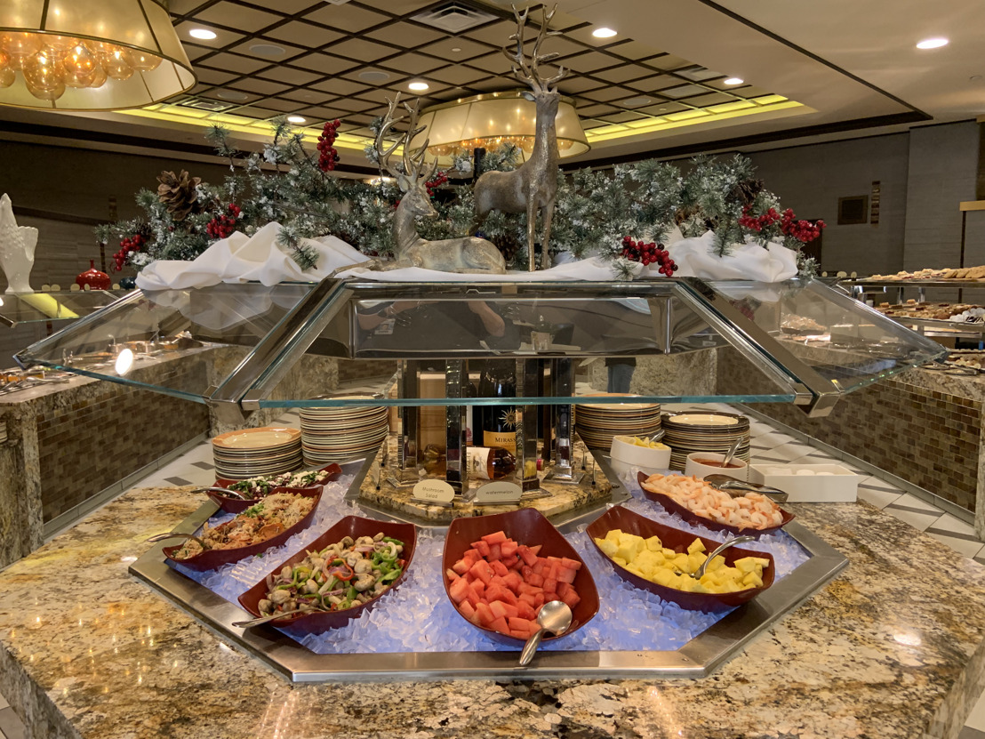 Give yourself a gift and leave the holiday cooking to the talented chefs at Monarch Casino Resort Spa
