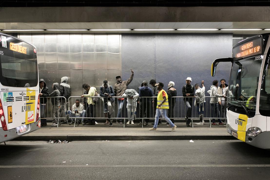 Las políticas de recepción en Bélgica agravan el deterioro de la salud mental de migrantes y solicitantes de asilo